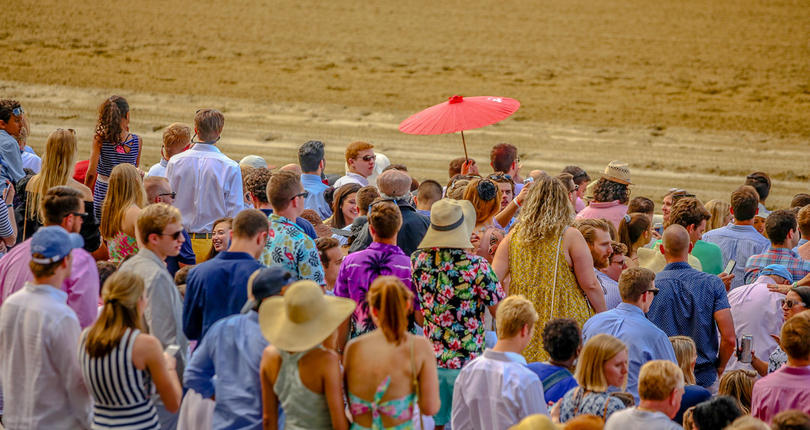 Image: 2018 Belmont Stakes Racing Festival tickets to go on sale to general public on Thursday, J Image