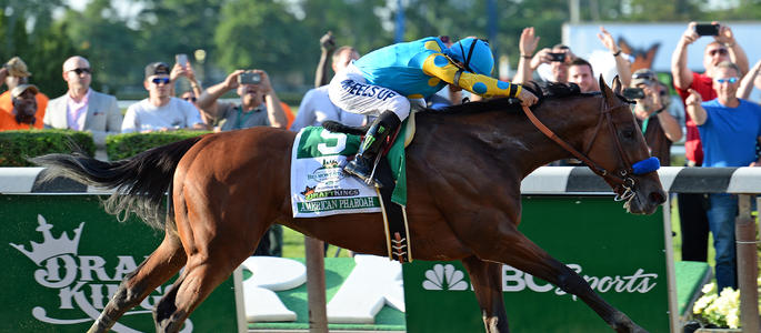 image of American Pharoah
