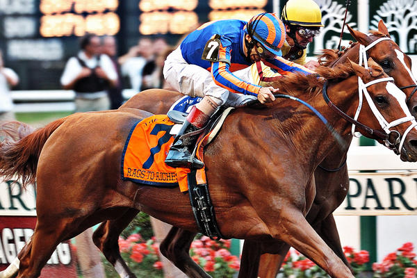 In Their Own Words: Rags to Riches: A Filly's Historic Run in 2007 Belmont