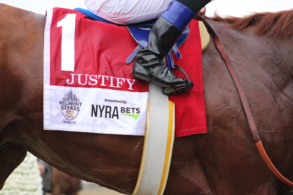 Justify wins the Triple Crown