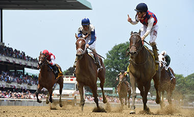 Belmont Stakes Results Image