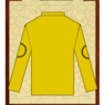 Count Fleet Saddle