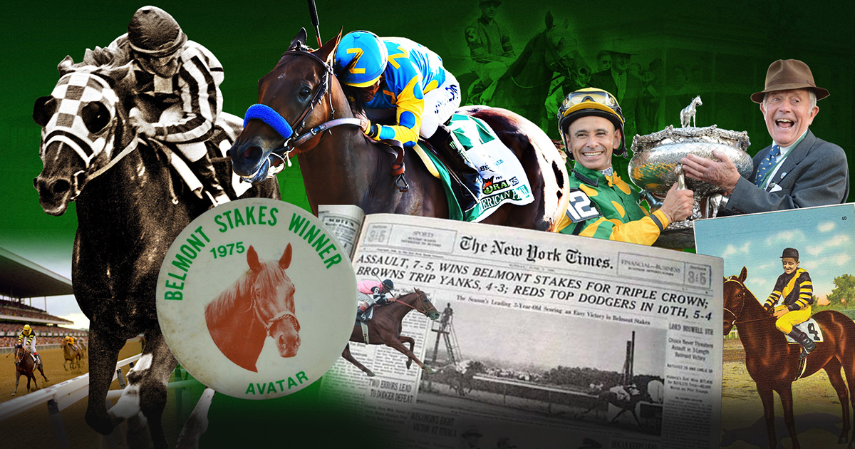 a0ef332180dfcf Belmont Stakes 150 Factoids | Belmont Stakes