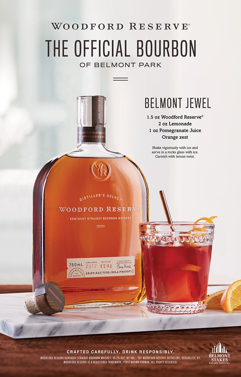 Belmont jewel
